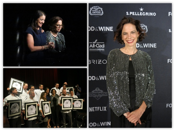 Food and Wine Best Chef Awards