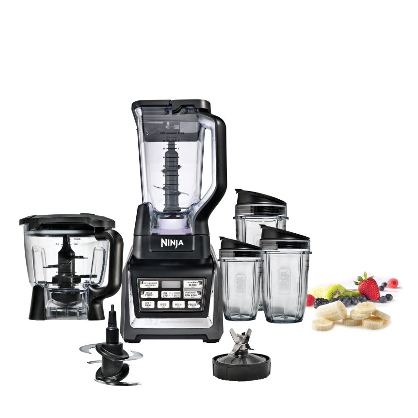 Nutri Ninja Ninja Blender System Photo